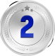2등 메달